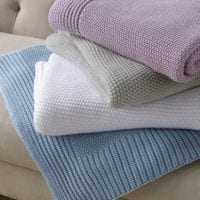 Matouk Esme Throw image