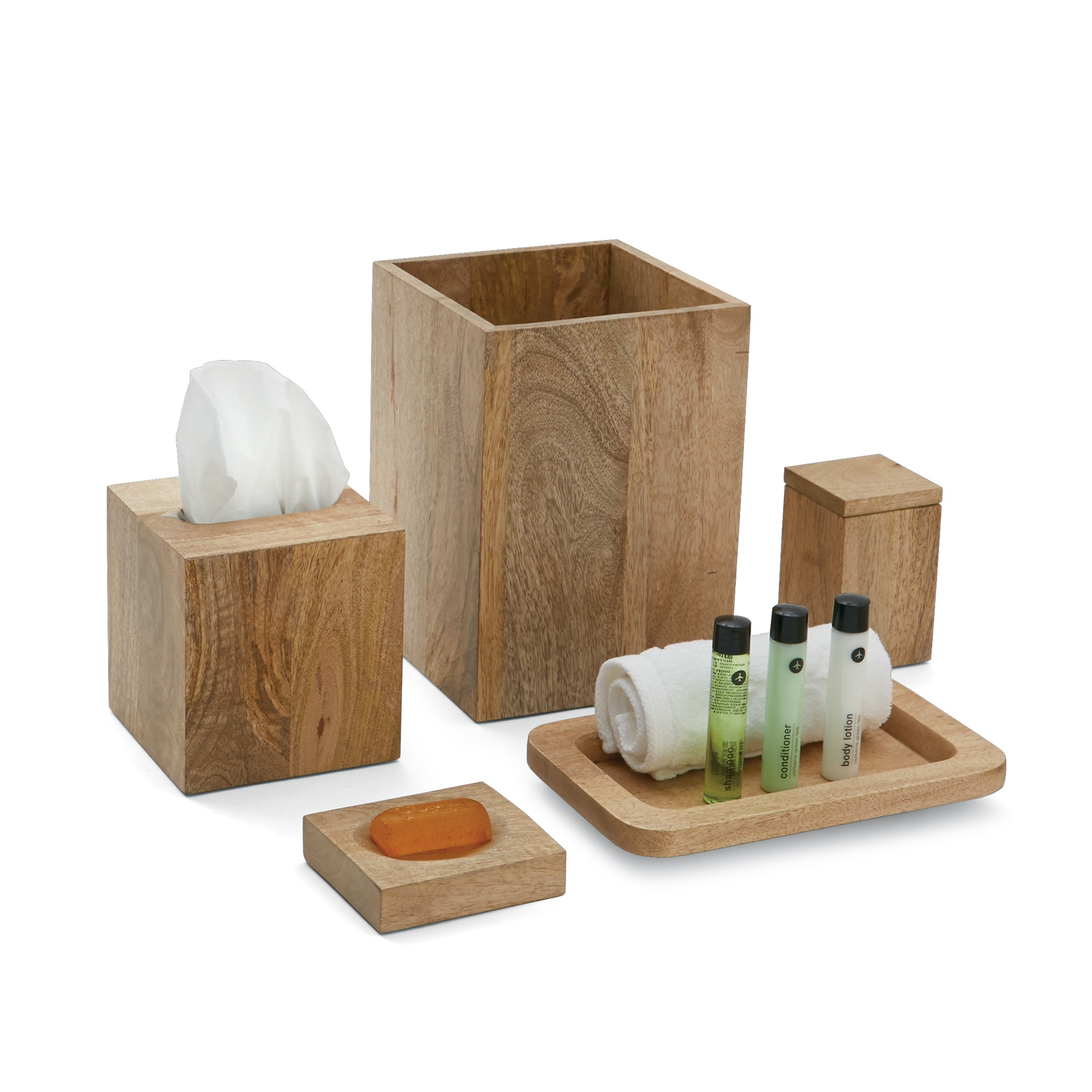 Ahala Natural Bath Set image