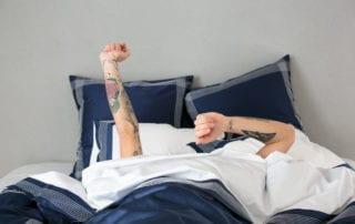 Frette bed image